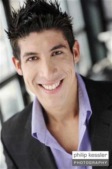 actor headshot portfolio examples