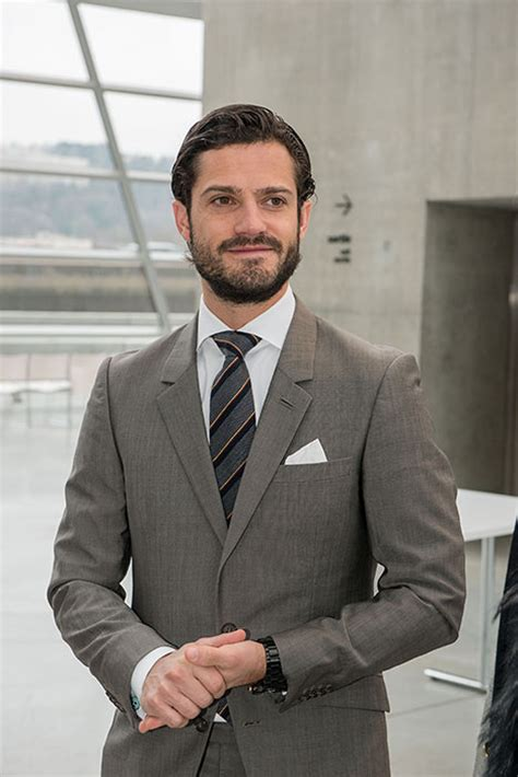 Prince Carl Philip Prince Carl Philip Taken On Surprise Stag Weekend In Greece