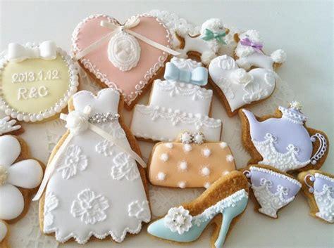 6 Beautiful Cookie Ideas For Your Wedding - Arabia Weddings