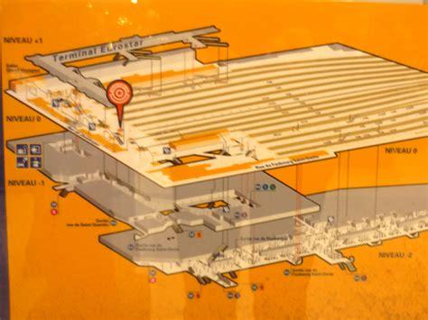 plan de metro gare du nord subway application