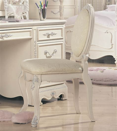 antique white desk chair from sears