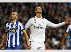 Cristiano Ronaldo vs Lionel Messi Real Madrid star has