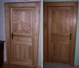 idee deco porte interieur meilleures images d With porte en bois interieur