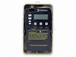 Noma Outdoor Digital Lighting Timer Instructions