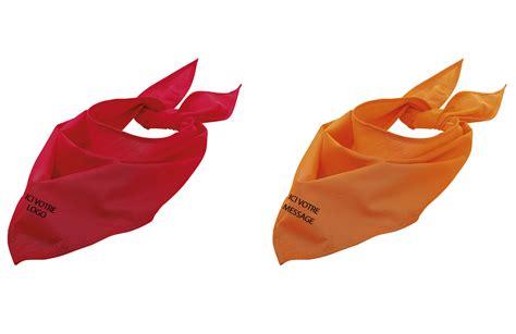 Bandana Féria Personnalisable Flocage Logo Vente En Gros