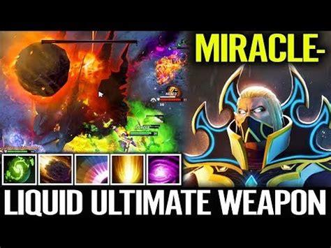 miracle  refresher orb invoker dota  liquid