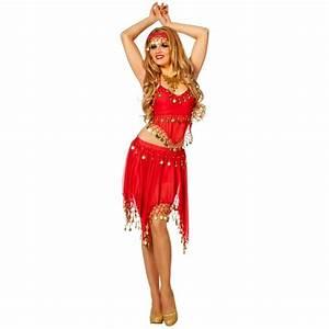 Halloween Kostüm Auf Rechnung : bahar arabische baucht nzerin kost m rot ~ Themetempest.com Abrechnung