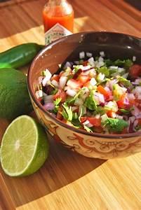 Recette Tacos Mexicain : pico de gallo salsa mexicaine ma salsa mexicaine ~ Farleysfitness.com Idées de Décoration
