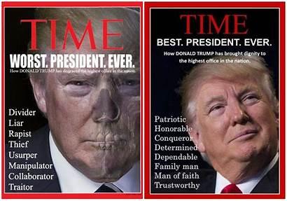 Trump Worst President Magazine Covers Ever Presidents