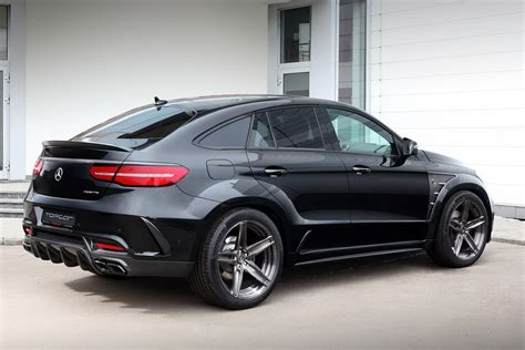 mercedes benz topcar 39 s inferno is a mercedes benz gle coupe on steroids