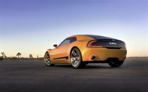 2014 Kia Gt4 Stinger Concept 2 Wallpaper