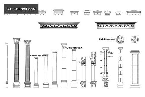 cad detail drawings free download