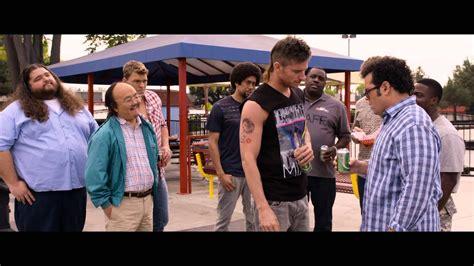 the wedding ringer meet the groomsmen at cinemas february 20 youtube