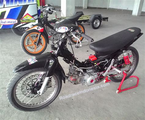 Jupiter Z Road Race Terbaru by Modifikasi Jupiter Z Untuk Road Race Modifikasi Motor