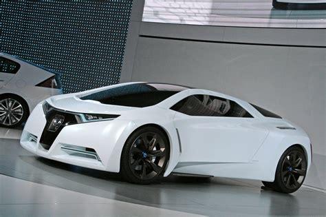 La 2008 Honda Surprises With Fc Sport Fuel Cell Sports