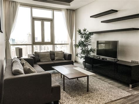Real Estate Apartments For Rent In by Fully Furnished Two Bedroom Apartment For Rent Salmiya