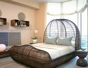 26 unique beds that will change any bedroom design digsdigs for Cool unique bedroom design ideas