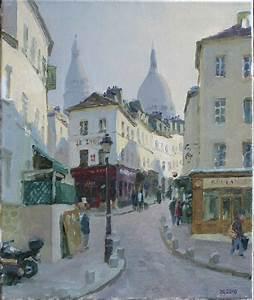 Peinture De Paris Poissy : cours de de peinture en atelier de paris et de fourges ~ Premium-room.com Idées de Décoration