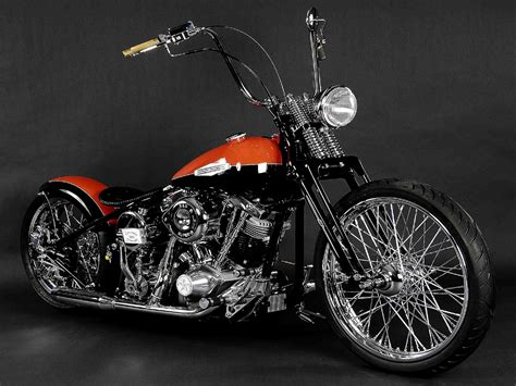 Harley-davidson Hd Wallpaper
