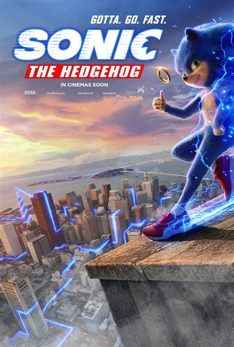 sonic  hedgehog     trailer   films