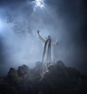 Jesus Christ Praying On Mount of Olives Images