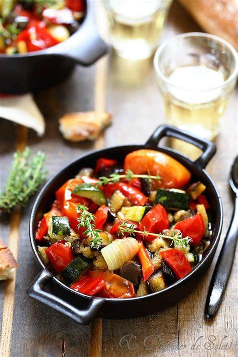 cuisiner la ratatouille les 25 meilleures idées de la catégorie ratatouille sur recette de ratatouille et