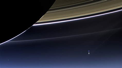 Joe God Photo The Day Earth From Saturn