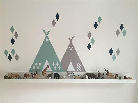 Tipi Bilder Kinderzimmer by Unsere Kundin Alexandra Hat Die Sch 246 Nen Mintfarbenden
