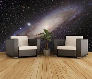 Papier Peint Espace : papier peint espace la galaxie d 39 androm de papier peint merveilles du monde ~ Preciouscoupons.com Idées de Décoration