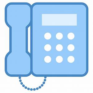 Office Phone Icon - Free Download at Icons8