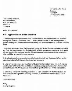 an application letter for employment application letter With application letter for recruitment