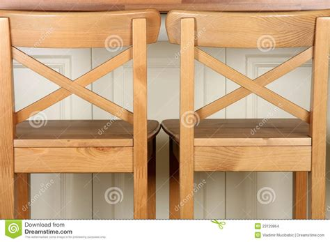 kitchen island seats 6 wooden bar stool and kitchen counter stock images image