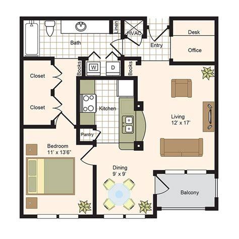 floor plans river oaks apartments