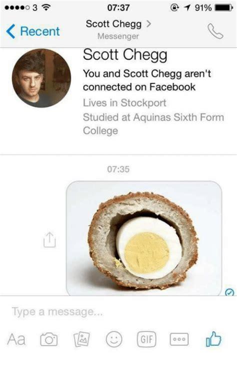 scott chegg   messenger scott chegg