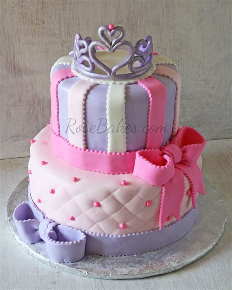 princess cake 10 pretty princess cakes rose bakes