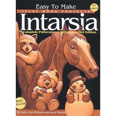easy   inlay wood projects intarsia  imagens