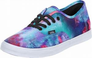Nebula Vans Shoes - Pics about space