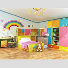 Plan Ahead When Decorating Kids' Bedrooms Rismedia\'s