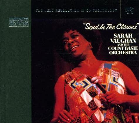Count Basie Sarah Vaughan Cd Covers