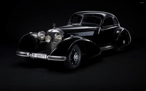 Vintage Mercedes-benz [2] Wallpaper