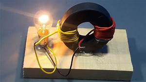 How To Make Free Energy Generator Magnet Coil 100  Real