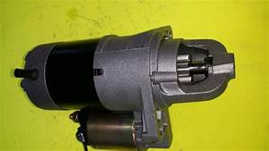 2007 Pontiac G5 4 Cylinder Engines Starter Motor With