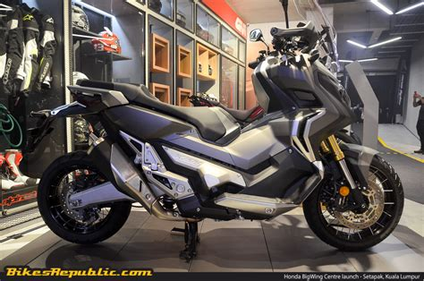 2018 Honda X-adv Priced Below Rm70,000?