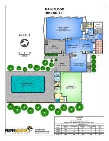 luxury home plans with pools vibrant colour floor plans proper measure