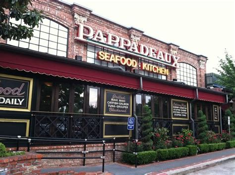 pappadeaux seafood kitchen marietta menu prices restaurant reviews tripadvisor