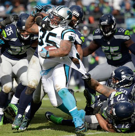 mike tolbert  nfc divisional playoff seahawks
