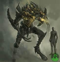 Dark Evil Mythical Creatures