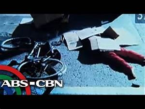 TV Patrol: Babaeng nakabisikleta, nasagasaan ng dump truck ...