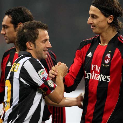 История противостояний. Ювентус - Милан