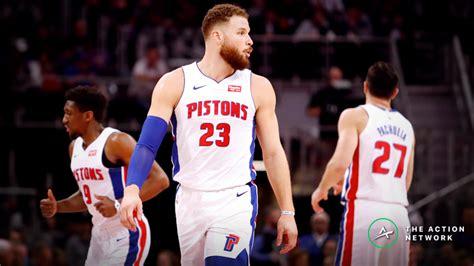 Bucks vs. Pistons Game 3 Betting Preview: Will Blake ...